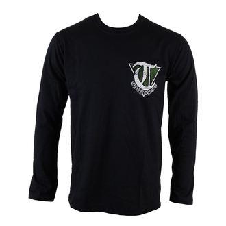 tričko pánské s dlouhým rukávem Terror - Only Death - Black - RAGEWEAR