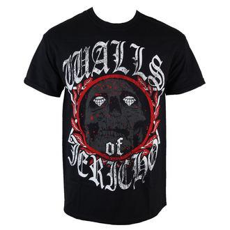 tričko pánské Walls Of Jericho - Diamont Skull - RAGEWEAR, RAGEWEAR, Walls of Jericho