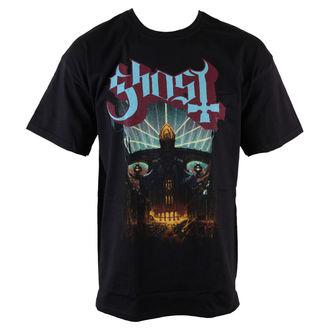 tričko pánské Ghost - Meliora - Blk - ROCK OFF - GHOTEE12MB