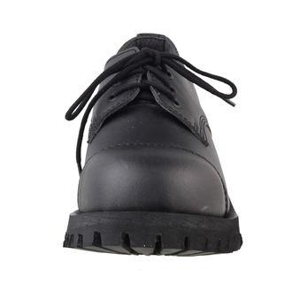 boty ALTERCORE - 3dírkové - Vegetarian - Black, ALTERCORE