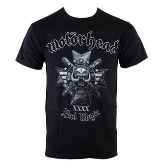 tričko pánské Motörhead - Bad Magic - Blk - ROCK OFF - MHEADTEE29MB