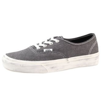 boty VANS - Authentic (Overwashed) - Black