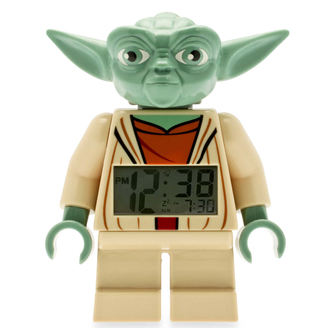 budík Lego Star Wars - Yoda