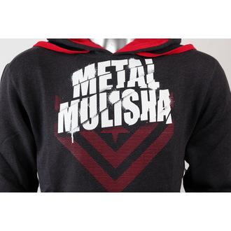 mikina pánská METAL MULISHA - White Shadow - CHARCOAL