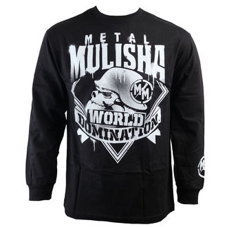 tričko pánské s dlouhým rukávem METAL MULISHA - Mist - BLACK