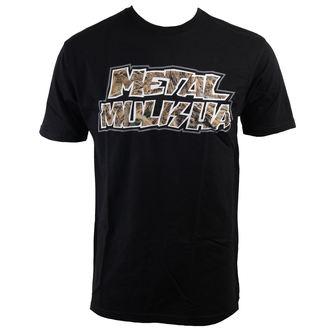 tričko pánské METAL MULISHA - Max - BLK