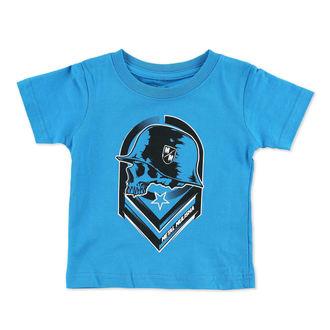 tričko dětské METAL MULISHA - Rival Infants - TURQUISE
