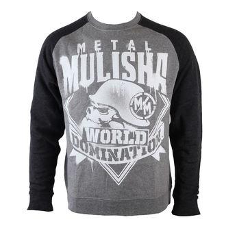 mikina pánská METAL MULISHA - Mist - CHARCOAL