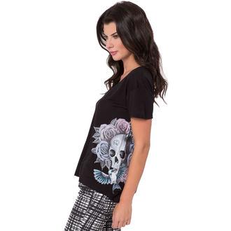 tričko dámské METAL MULISHA - Sparrow - BLK