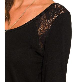 tričko dámské -top- s dlouhým rukávem METAL MULISHA - Rival - BLK