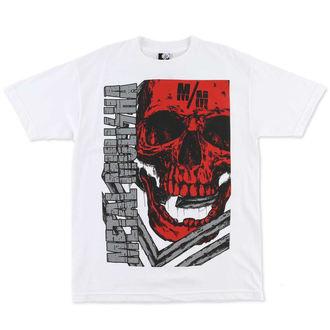 tričko pánské METAL MULISHA - Raider - WHT