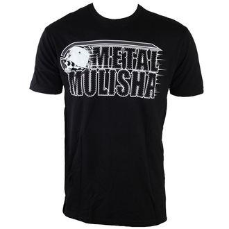 tričko pánské METAL MULISHA - Stitch - BLK