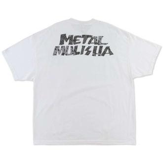 tričko pánské METAL MULISHA - Set - WHT