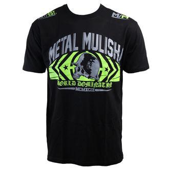 tričko pánské METAL MULISHA - Headrush - BLK
