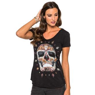 tričko dámské METAL MULISHA - Spade, METAL MULISHA