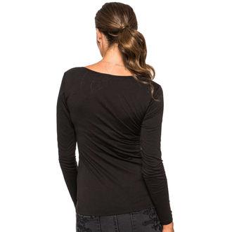 tričko dámské s dlouhým rukávem METAL MULISHA - Cross My Heart, METAL MULISHA