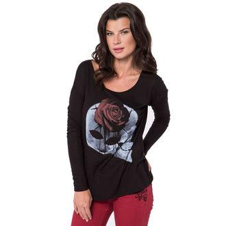tričko dámské s dlouhým rukávem METAL MULISHA - X-Ray - BLK