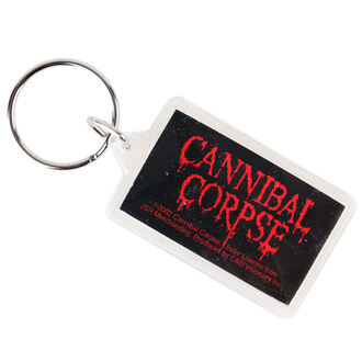 klíčenka (přívěšek) Cannibal Corpse - Logo, C&D VISIONARY, Cannibal Corpse