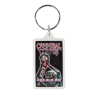 klíčenka (přívěšek) Cannibal Corpse - Spree, C&D VISIONARY, Cannibal Corpse