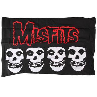 povlečení na polštář Misfits - Logo & Skulls, C&D VISIONARY, Misfits