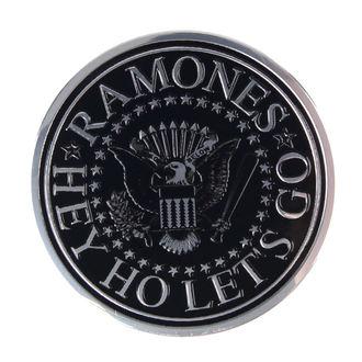 nálepka malá (kovová) Ramones - Seal, C&D VISIONARY, Ramones