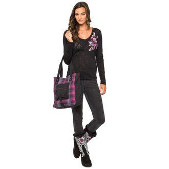tričko dámské s dlouhým rukávem METAL MULISHA - Alternative