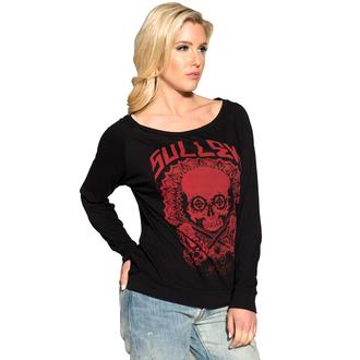 tričko dámské s dlouhým rukávem SULLEN - Psychedelic - BLK