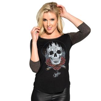 tričko dámské s 3/4 rukávem SULLEN - Altar Raglan - BLK
