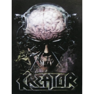 vlajka Kreator - Enemy Of God, HEART ROCK, Kreator