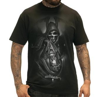 tričko pánské SULLEN - Grim - BLK