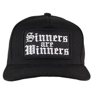 kšiltovka BLACK CRAFT - Sinners Are Winners, BLACK CRAFT