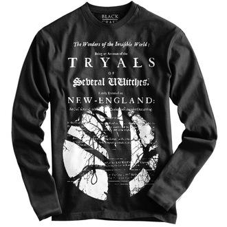 tričko pánské s dlouhým rukávem BLACK CRAFT - Tryals