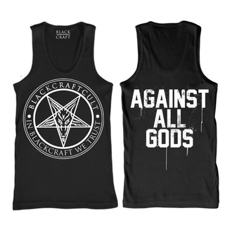 tílko pánské BLACK CRAFT - Against All Gods Tank - Black - TT014AG