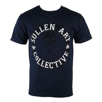 tričko pánské SULLEN - All Day Badge - NVY - SCM0062_NV