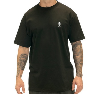 tričko pánské SULLEN - Standard Issue - BLK/WHT