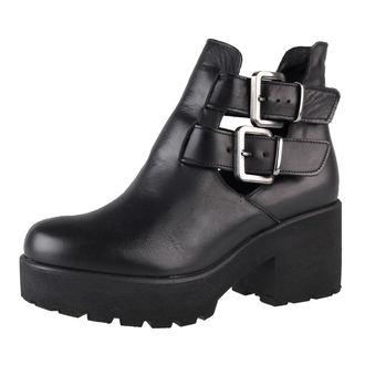 boty dámské ALTERCORE - Ida - Punk 3 - Black