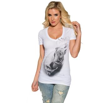 tričko dámské SULLEN - Transitory - WHT