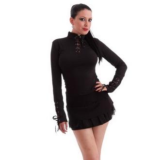 sukně dámská MILISHA - Black - MS912