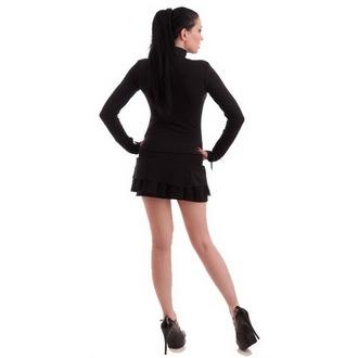 sukně dámská MILISHA - Black, MILISHA