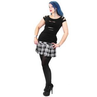 tričko dámské NECESSARY EVIL - Erinys Slashed - Black, NECESSARY EVIL