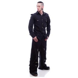 košile pánská NECESSARY EVIL - Slaine - Black - NE0004