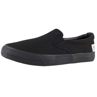 boty VISION - Slip On - Black - VMF5FWSO02