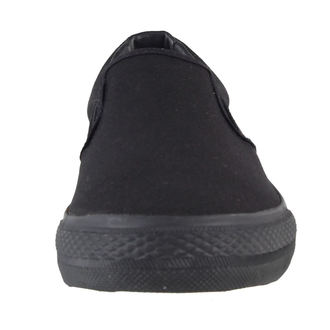 boty VISION - Slip On - Black, VISION