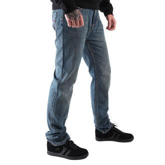 kalhoty pánské (jeansy) GLOBE - Coverdale - Dirty Wood, GLOBE