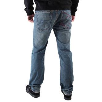 kalhoty pánské (jeansy) GLOBE - Coverdale - Dirty Wood
