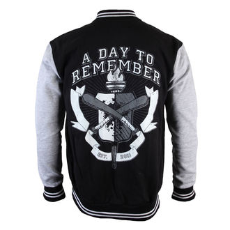 mikina pánské A Day To Remember - University - VICTORY, VICTORY RECORDS, A Day to remember