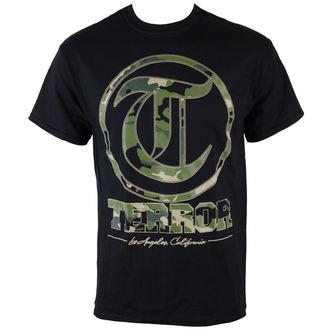tričko pánské Terror - Camo Black - VICTORY, VICTORY RECORDS, Terror
