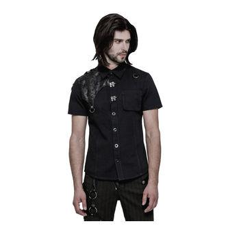 košile pánská PUNK RAVE - Poisonblack, PUNK RAVE