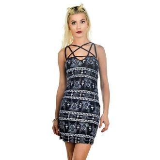 šaty dámské TOO FAST - Pentagram, TOO FAST