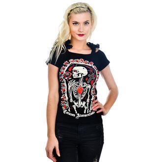 tričko dámské TOO FAST - Annabel Bow